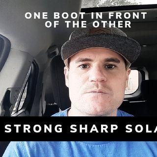 FAT DUMB AND BLIND || SHARP STRONG SOLAR MEN