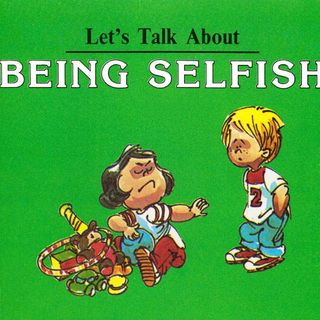 Episode 174 - BeingSelfish