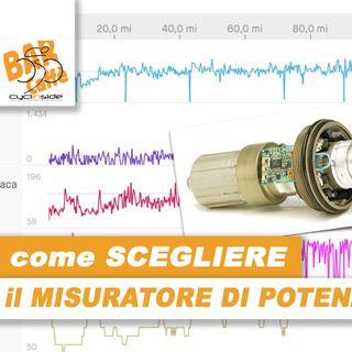 Come scegliere il misuratore di potenza nel ciclismo