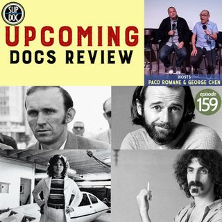 159 - Upcoming Doc Reviews