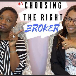 Ep. 6: Choosing a Real Estate Broker