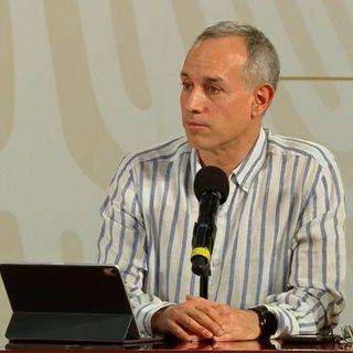 López-Gatell pide a la sociedad que actúe por sí misma