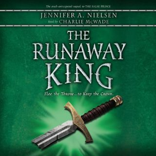 The Runaway King by Jennifer A Nielsen ch2