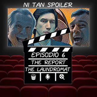 Episodio 6 - El Reporte y La Lavandería