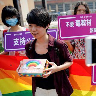 """La """"discriminación invisible"""" que perdura entre los homosexuales en China"""