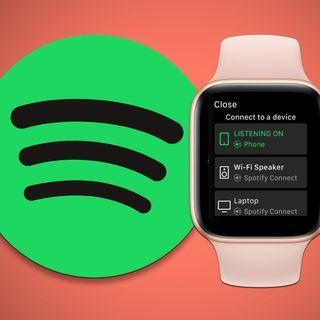Spotify y Apple Watch sin necesidad de teléfono