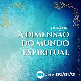 A dimensão do mundo espiritual