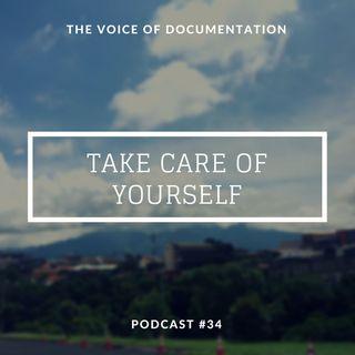 Take care of yourself (EPI #34)