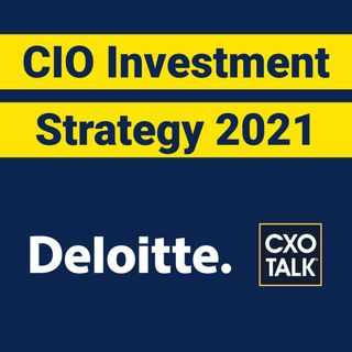 CIO Strategy and IT Investment Planning in 2021