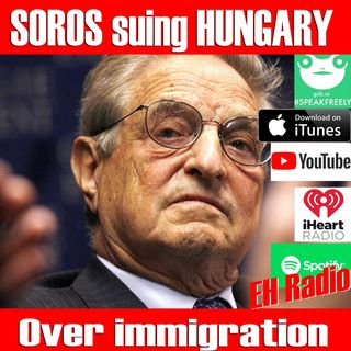 Morning moment Soros suing Hungary Oct 4 2018