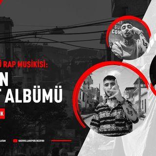 """Uzi'nin Debut Albümü """"KAN""""   Türkçe Sözlü Rap Musikisi #20"""