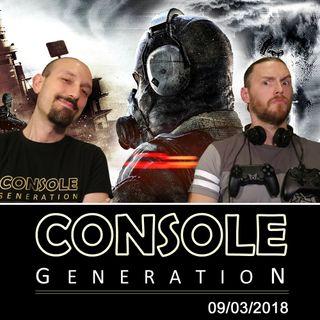 Metal Gear Survive, Bravo Team e altro! - CG Live 09/03/2018