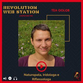 INTERVISTA TEA GOLOB - NATUROPATA, IRIDOLOGA E RIFLESSOLOGA
