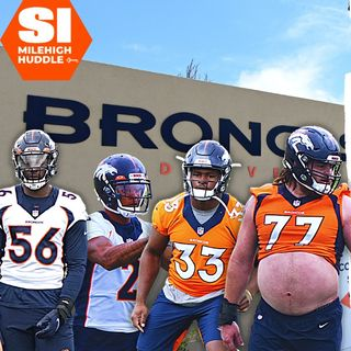 MHI #050: Broncos Rookie Mini-Camp | Early Takeaways