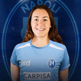 Interview with Napoli Femminile goalie Kelly Chiavaro - Episode 117