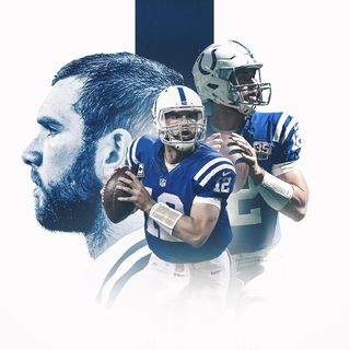 Breaking News #AndrewLuck #Retires Should NYGs Trade Eli To The Colts?
