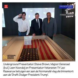 VPRO Grafschenner van Erebegraafplaats betrapt & Kapitein Westerling & Generaal Spoor Oorlogsmisdadigers? (afl. 21, 2019)