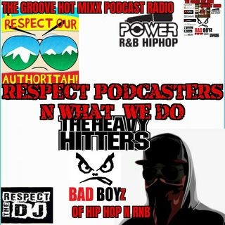 THE GROOVE HOT MIXX PODCAST RADIO OLD SCHOOL