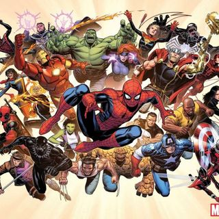 Marvel Reboot and More!