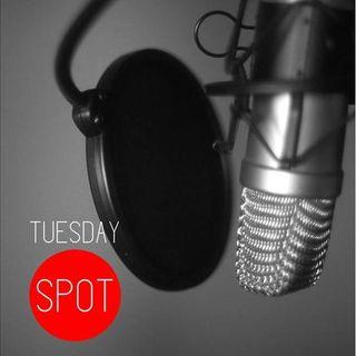 The Tuesday Spot Feat.....Karimah Westbrook