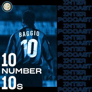 10 Number 10s - Roberto Baggio