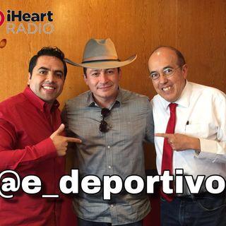 Viernes y Fieles a su costumbre no podía faltar el buen ambiente en Espacio Deportivo de la Tarde 05 de Julio 2019