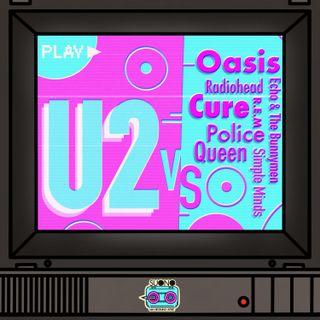 Ep.35 - Sul Ring con gli U2 (o contro?)