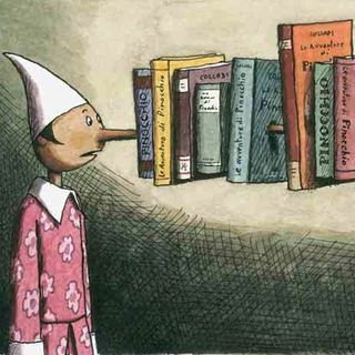Pinocchio Capitolo IX