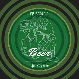 EP1 Beer - Charles Bukowski (Prueba)