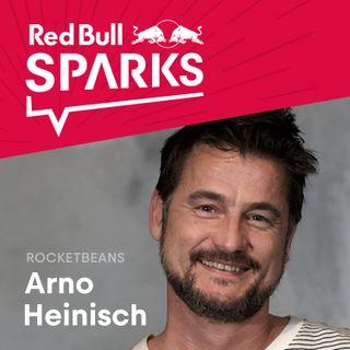 Arno Heinisch von Rocket Beans – Unterhaltungsfernsehen