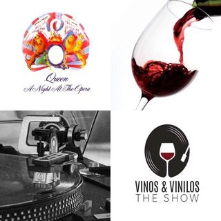 VINOS & VINILOS THE SHOW 7/21/2020