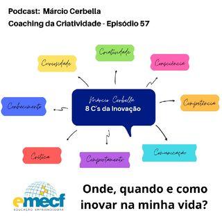 Episódio 57 - Coaching da Criatividade