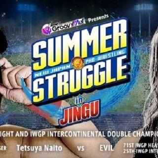 ENTHUSIASTIC REVIEWS #8: NJPW Summer Struggle In Jingu 2020 Watch-Along
