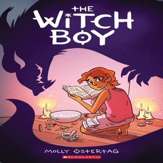 Episode 19 : Witch Boy