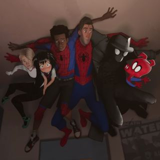 Deadpool, Spiderman: Into the Spiderverse and Mortal Engines 2018-12-14