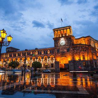 Երևան և Հալեպ