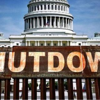 Episode 32 - Government shutdowns