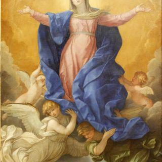 23. Maria Regina Assunta in cielo