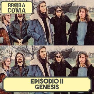Genesis - Episodio 002