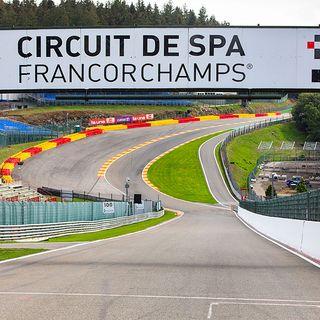 Previa SPA Francorchamps