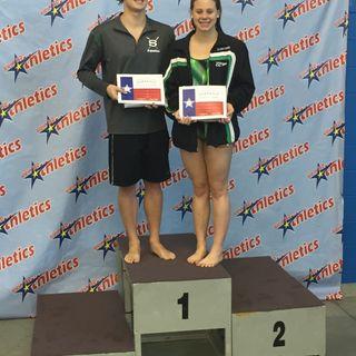 Clayton Bobo of the Stratford Spartans Swim Team