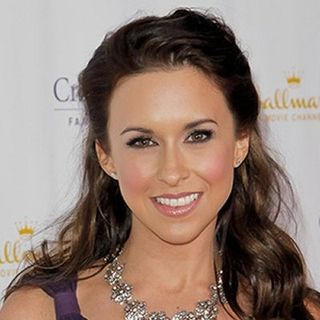 Actress Lacey Chabert