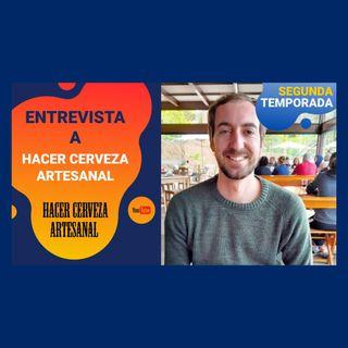 Entrevista a Pablo de Hacer cerveza artesanal (T2/E11) 🍻