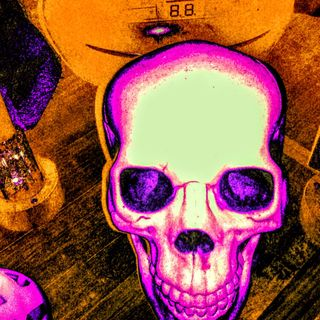 PART 2 DUG GRAVES HORROR AND HALLOWEEN RADIO PARTY LIVE ON KCBP 95.5 FM