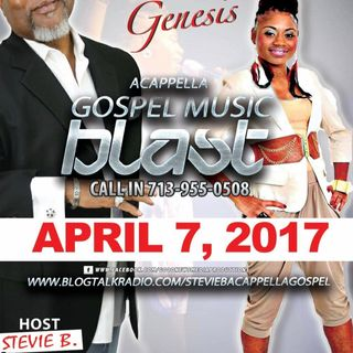 Stevie B's Acappella Gospel Music Blast - Episode 20