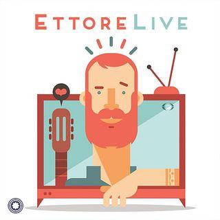 EttoreLive - Ritratto a mano quasi libera