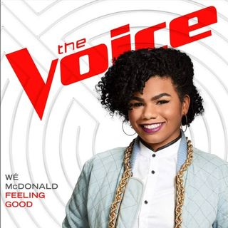 We McDonald From NBCs The Voice