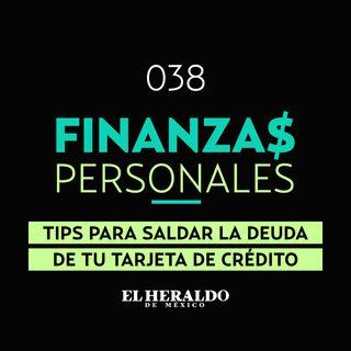 Tips para pagar la deuda de tu tarjeta de crédito