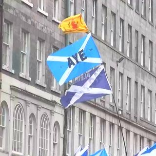 ScotIndyPod - Independence Rally 2014