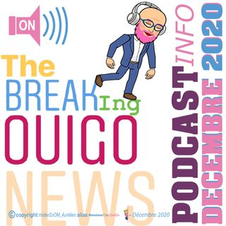 THE BreakingOuiGo News - Decembre 2020
